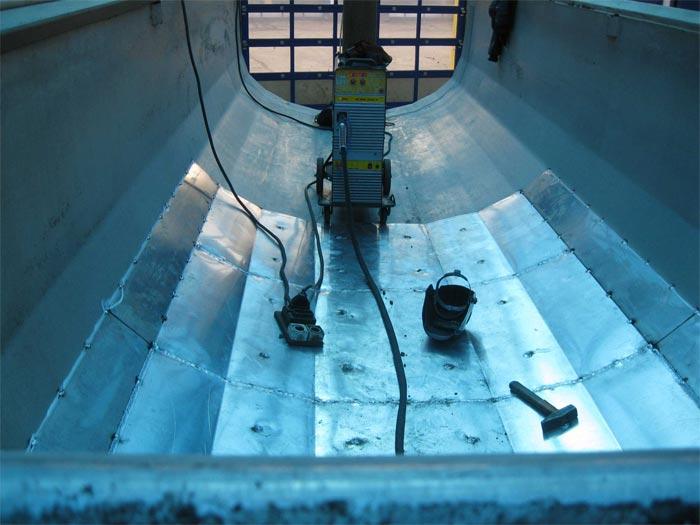 Професионално заваряване на цветни и черни метали и техните сплави