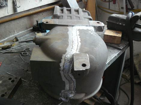 Професионално заваряване, нававаряне и възстановяване на всякакви детайли от метал и метални сплави